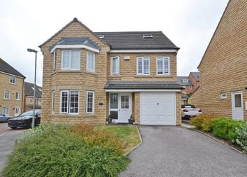 Thumbnail 5 bed detached house for sale in Silverwood Road, Woolley Grange, Barnsley