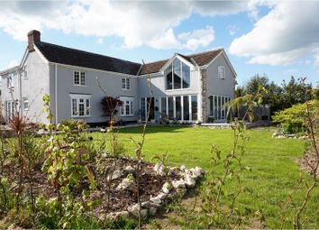 Thumbnail 6 bed detached house for sale in Hare Lane, Ilminster