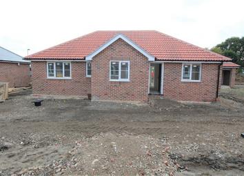 Thumbnail 3 bed detached bungalow for sale in Whitegate Mews, Little Clacton