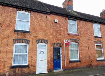 Thumbnail 2 bedroom terraced house for sale in Grove Road, Atherstone