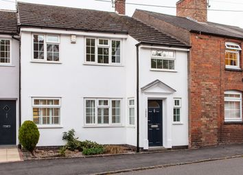 Thumbnail 4 bed cottage for sale in Main Street, Kibworth Harcourt, Leicester