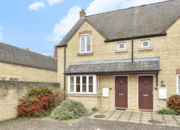 Thumbnail 2 bed end terrace house for sale in Eynsham, Oxfordshire