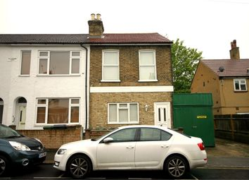 Thumbnail 2 bed end terrace house to rent in Milton Road, Walthamstow, London