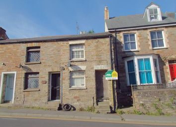 Thumbnail 1 bed terraced house for sale in Bodmin, Cornwall