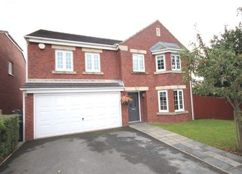 Thumbnail 5 bedroom detached house for sale in Castle Lodge Way, Rothwell, Leeds