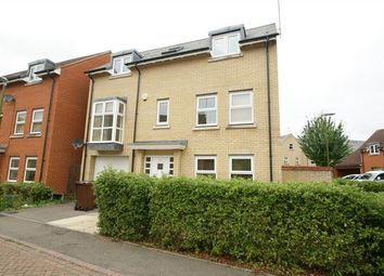 Thumbnail 4 bedroom detached house for sale in Cavell Court, Bishop's Stortford