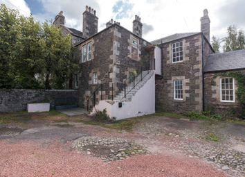 Thumbnail 3 bed flat for sale in Galashiels Road, Stow