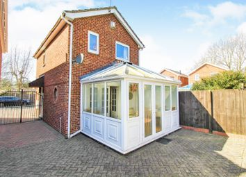 2 bed detached house for sale in Hoveton Close, Derby DE24