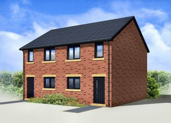 Thumbnail 3 bed semi-detached house for sale in 'the Chichester' At The Spires, Chaddock Lane, Worsley