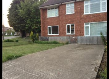 Thumbnail 2 bed maisonette to rent in 23 Langley Hall Road, Solihull, West Midlands