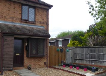 Thumbnail 1 bed end terrace house to rent in Greystoke Drive, Ruislip