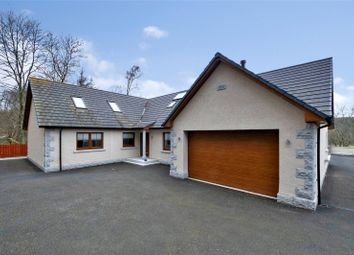 Thumbnail 6 bed detached house to rent in Golfview, Wood Of Muiresk, Turriff