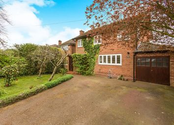 Thumbnail 4 bed detached house for sale in Park Lane, Hartford, Northwich