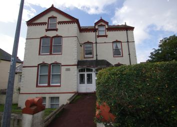 Thumbnail 1 bed flat for sale in Clement Avenue, Llandudno