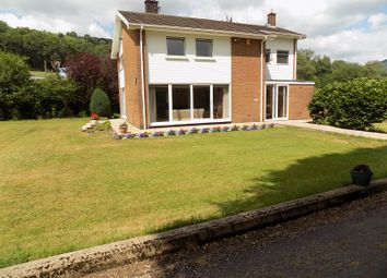 Thumbnail 4 bed detached house for sale in Pengelli Nurseries, Treorchy, Rhondda Cynon Taff.