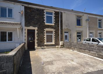 Thumbnail 3 bedroom terraced house to rent in Mysydd Terrace, Landore, Swansea