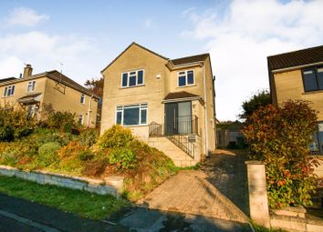 3 bed detached house for sale in Purlewent Drive, Weston, Bath BA1