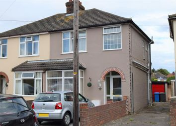 Thumbnail 3 bed semi-detached house for sale in Gloucester Road, Ipswich