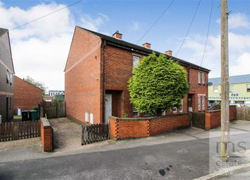 Thumbnail 2 bed semi-detached house for sale in Rifle Street, Nottingham