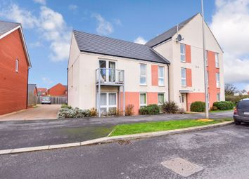 Thumbnail 2 bed flat for sale in Younghayes Road, Cranbrook, Exeter