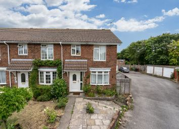 Thumbnail 3 bed terraced house for sale in Blenheim Gardens, Chichester