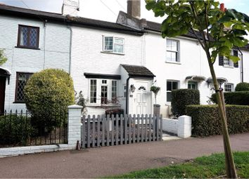 Thumbnail 2 bed terraced house for sale in Oakley Road, Bromley
