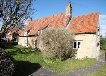 Thumbnail 4 bedroom cottage to rent in High Street, Castle Bytham, Grantham