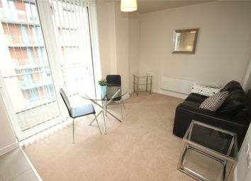 Thumbnail 1 bed flat to rent in Spectrum, Block 3, Blackfriars Road, Salford