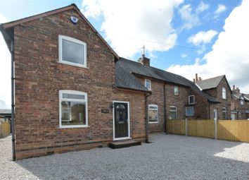 Thumbnail 3 bed semi-detached house for sale in Vale Road, Colwick, Nottingham