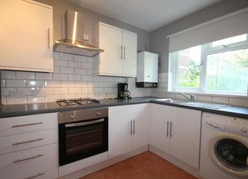 Thumbnail 3 bed flat to rent in Annett Close, Shepperton, Middlesex