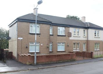 Thumbnail 2 bed flat to rent in West Kirk Street, Airdrie