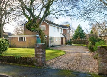 Thumbnail 6 bed detached house for sale in The Rowans, Aughton, Ormskirk