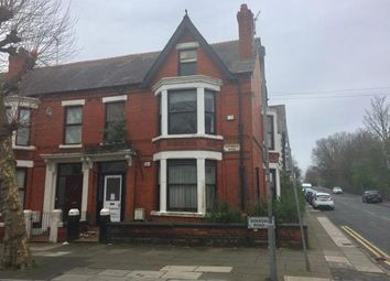 Thumbnail 5 bedroom terraced house for sale in 2 Dovedale Road, Mossley Hill, Liverpool