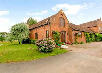 Thumbnail 4 bed barn conversion for sale in Well Lane, Little Witley, Worcester