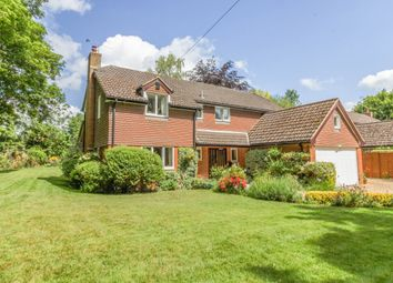 Thumbnail 4 bed detached house for sale in Penton Mewsey, Andover, Hampshire