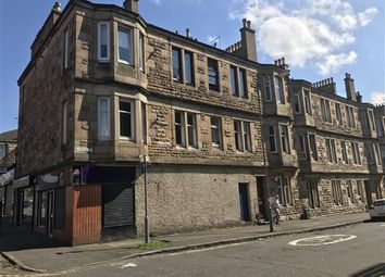 Thumbnail 1 bed flat for sale in Linden Street, Anniesland