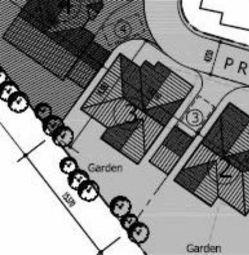 Thumbnail Land for sale in 114 Spring Lane, Lambley, Nottingham