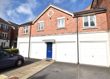 2 bed terraced house to rent in Lion Court, Worcester WR1