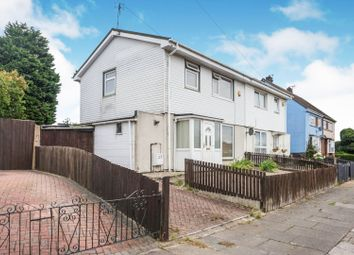 3 bed semi-detached house for sale in Dillon Road, New Parks, Leicester LE3