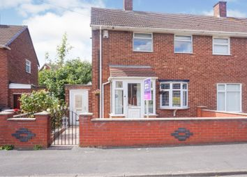 Thumbnail 2 bed semi-detached house for sale in Lincoln Avenue, Willenhall