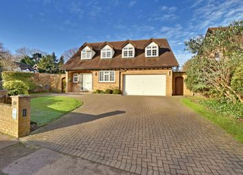Thumbnail 4 bed detached house for sale in Musgrave Close, Hadley Wood
