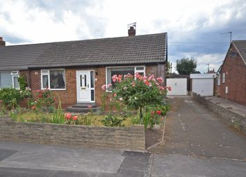 Thumbnail 2 bed semi-detached bungalow for sale in Greenmoor Crescent, Lofthouse, Wakefield