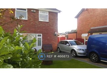 Thumbnail 3 bed semi-detached house to rent in Meadow Road, Broughton, Chester