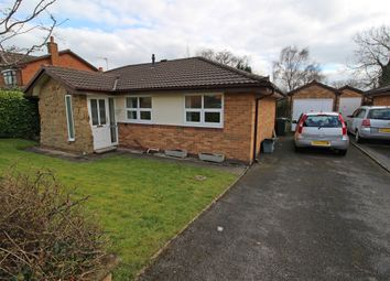 Thumbnail 3 bed detached bungalow for sale in Marlborough Avenue, Winsford