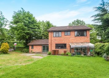 Thumbnail 4 bedroom detached house for sale in Tidcombe Lane, Tiverton