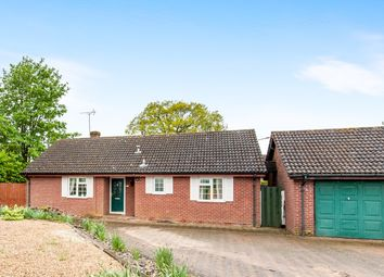 Thumbnail 3 bed detached bungalow for sale in Elizabeth Drive, Chedburgh, Bury St. Edmunds
