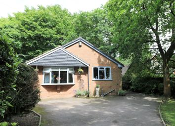 Thumbnail 3 bed detached bungalow for sale in Light Oaks Avenue, Light Oaks, Stoke-On-Trent