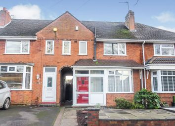 Thumbnail 3 bed terraced house for sale in Harleston Road, Great Barr, Birmingham