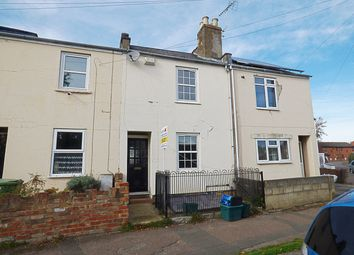 Thumbnail 3 bed terraced house for sale in Marsh Lane, Cheltenham, Gloucestershire
