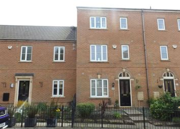 Thumbnail 4 bedroom town house for sale in Hallbridge Gardens, Bolton, Greater Manchester
